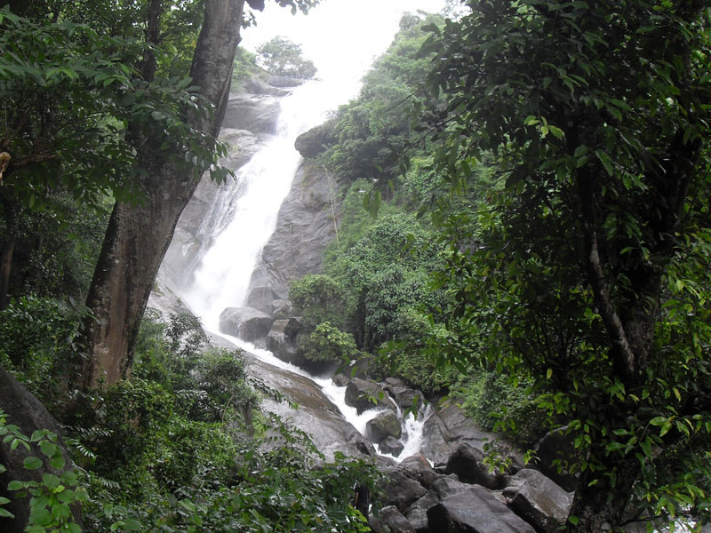 Vagamon waterfalls